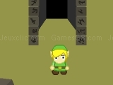Jeu legend of zelda and the lampshade