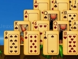 Jeu pyramid solitaire - ancient egypt