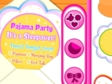 Jeu baby barbie pj party