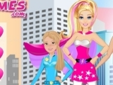 Jeu barbie super sisters