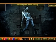 Jeu scary zombie house escape