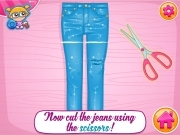 Jeu diy summer short jeans