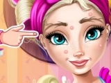 Jeu frozen college real makeover