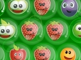 Jeu smiley fruits