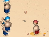 Jeu mud ball