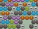 Jeu halloween bubble