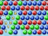 Jeu bubble shooter 3